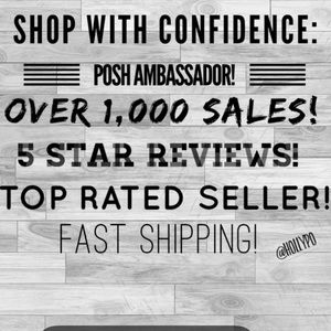 Jewelry - Over 1,225 items sold! 5 ⭐️Reviews!Posh ambassador